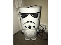Star Wars storm trooper bedside lamp