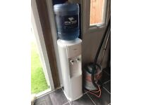 Water dispenser cooler large electric