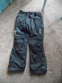 Motorcycle Trousers [Mens] £30