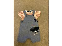 9-12 months baby boy outfit