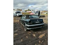 Volkswagen Golf cabriolet breaking parts available