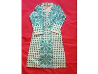 Pakistani Indian Asian baby gilr's clothes dress Frock Payjama---Size 2-7 years.......New!!----