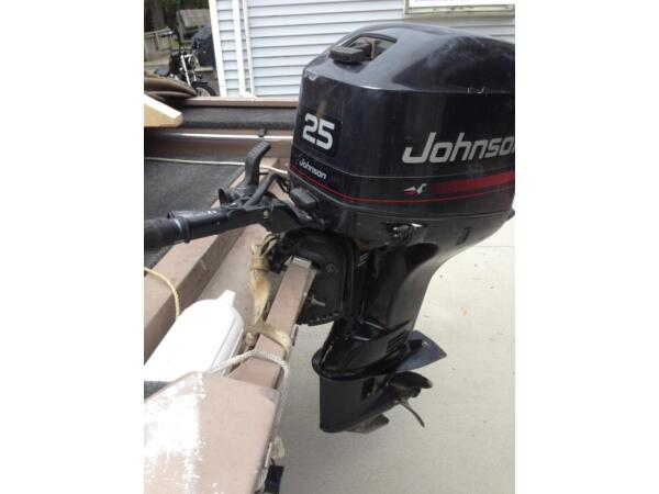 Used 1991 Johnson Johnson