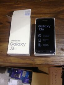 Samsung Galaxy J3 brand new in the box