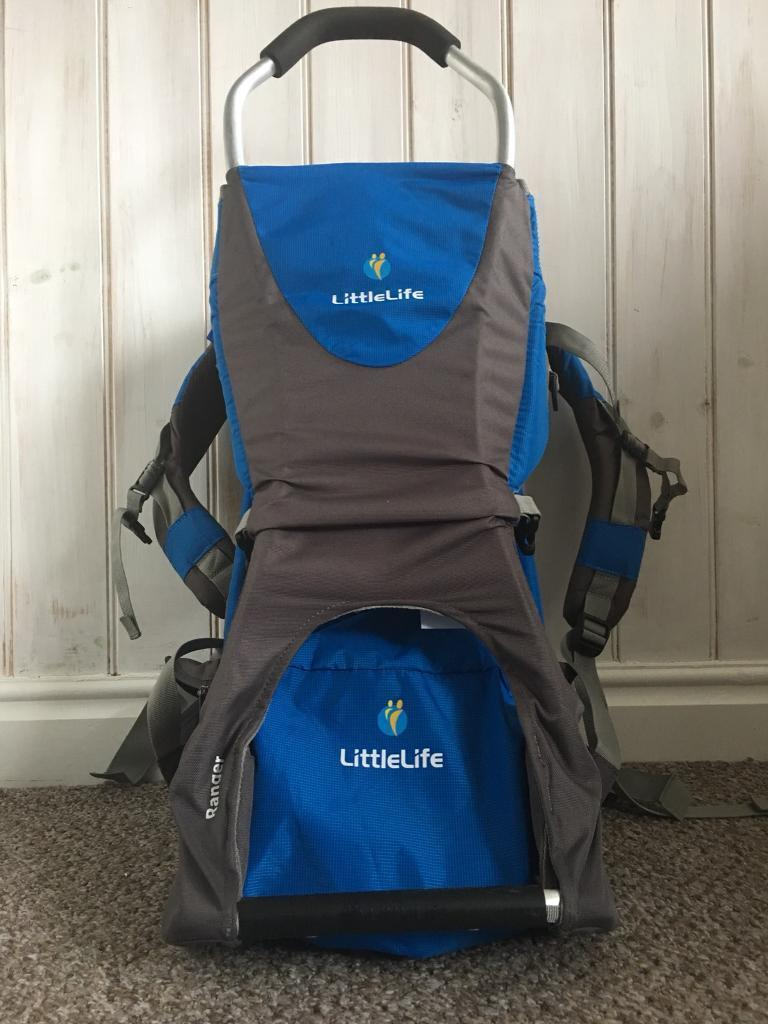 117157bfc0e Littlelife Ranger - Baby   Child Carrier + Accessory Pouch