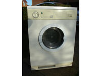 WHITE KNIGHT GAS TUMBLE DRYER, MUCH CHEAPER TO RUN THAN ELECTRIC