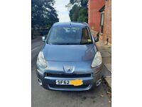 Peugeot, PARTNER TEPEE, MPV, 2012, Semi-Auto, 1560 (cc), 5 doors