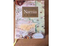 The Complete Chronicles of Narnia - C.S. Lewis (all seven books in one book)