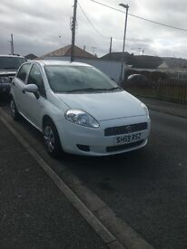 Fiat punto grande 59 reg 1.4 5 door ideal for first car