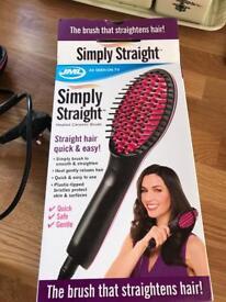 JML straightening brush