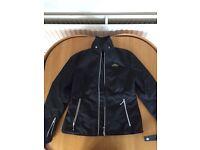 Ladies Alpine Stars Fabric Motorbike Jacket