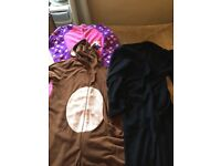Onsies and Nightgown Bundle Large Size