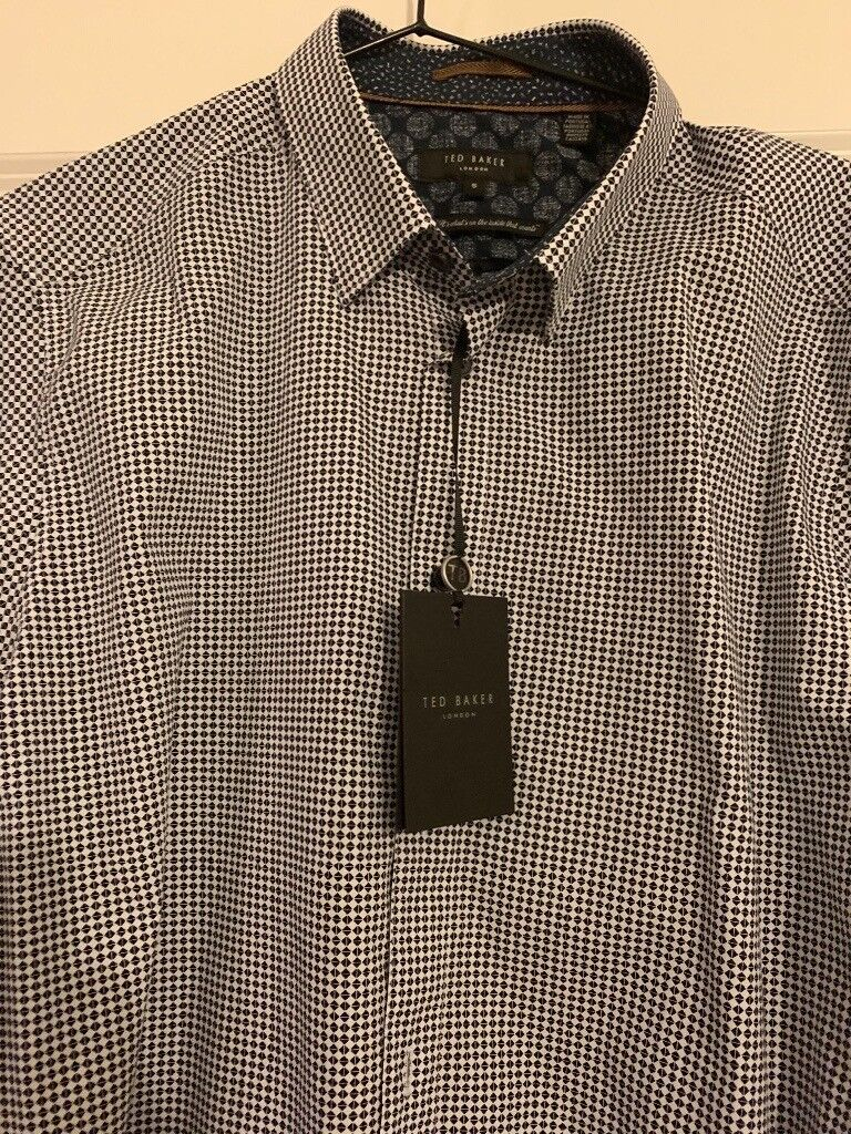 654fa283e432 Ted baker shirt size 5