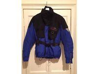 Hein Gericke All Seasons waterproof textile jacket XL
