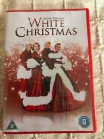 White Christmas Dvd. New and sealed