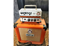 *Orange Micro Terro And 8w Cab Like New With Box's*