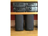 Technics CD Stereo System SC-CH510