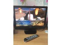 22 inch Samsung TV/DVD Combi Set