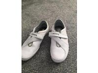Lacoste ladies trainers size 7