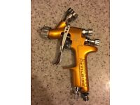DeVilbiss Sri pro lite 1.0 paint spray gun-less than 6months old