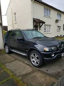 **price reduced**2003 BMW X5 sport auto