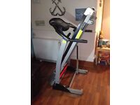 Treadmill - Roger Black - Used - Good Condition - Only £100 - Collection Only
