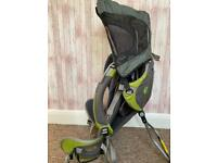 LittleLife Discoverer Child Carrier with Sun Shade