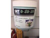 Hydroponics Get The Power To Bloom 0-39-30 Powder Fertiliser Booster