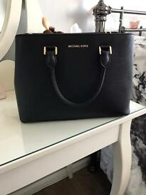 Brand New Michael Kors large Savannah bag