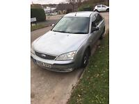 SCRAP NON RUNNERS FORD MONDEO DIESEL WANTED