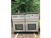 Electric range master 110 oven