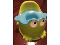 Fisher-Price Frog Potty