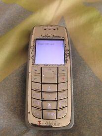 Nokia 3120 - Iron blue (EE,VIRGIN) Mobile Phone TOUGH BUILDERS CONSTRUCTION