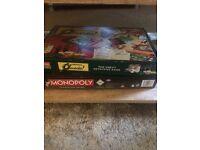 Cluedo and Monopoly (Virgin Money Edition)