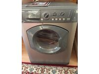 Hotpoint washing machine tumble 2in1 grey good condition tumble dryer used once
