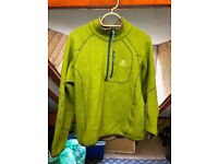 Mountain Equipment Chamonix Zip Sweater medium (used)