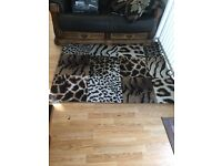x2 Tiger rugs for sale