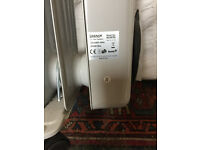 IGENIX IG 2650 220 - 240 V 50 Hz 2500 W Max oil filled heater