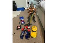 Toy/creative bundle