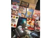 Range of DVDs, box sets and DVD games