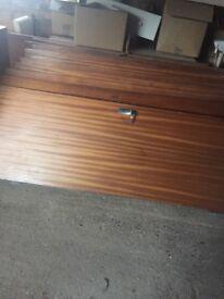 11 brown doors for free pickup