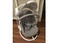 Mamas & Papas Starlite Swing Baby Bouncer