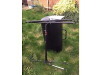 Large Charcoal Barbecue Grill
