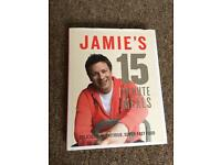 Jamie Olivers 15-minute Meals Cook Book