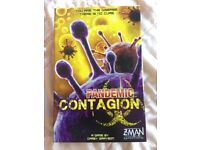 Pandemic Contagion Board Game - Complete / Like new