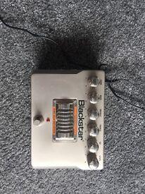 Blackstar tube amp pedal