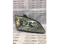 FORD FOCUS MK2 DRIVER OS HEADLIGHT 2004-2008 DRIVER FOCUS LIGHT