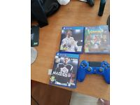Ps4 games and amazon fire stick for sale woodley