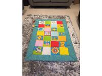 Large padded play mat