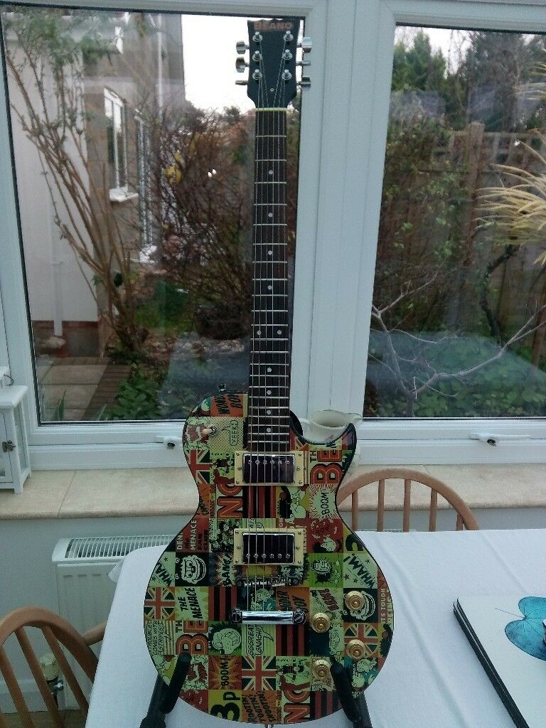 Beano Dennis The Menace Guitar In Bognor Regis West Sussex